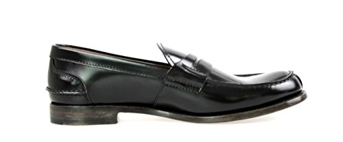 Prada Mens 2DE034 Leather Loafers FMmGGFa5aC