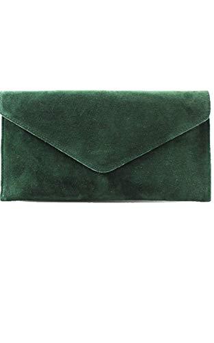 COLOURS pour GENESIS Green Pochette femme STqnWP0