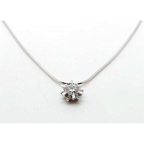 Collier recarlo Femme ZP _ 782/020or diamant