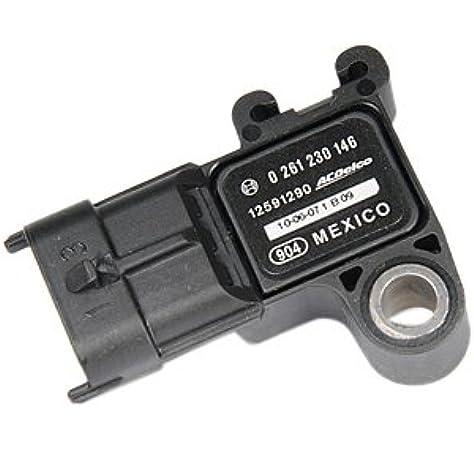 ACDelco 12644228 GM Original Equipment Manifold Absolute Pressure Sensor