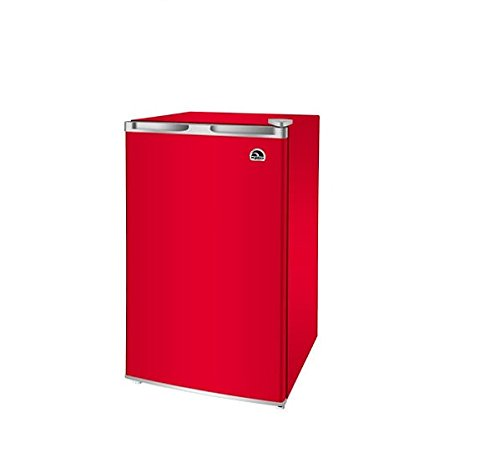 Igloo 3.2-cu. ft. Refrigerator red for sale  Delivered anywhere in USA