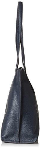 Shoulder Blue 33 Bag 5 Cary Navy cm leather Bree 0xwPqE