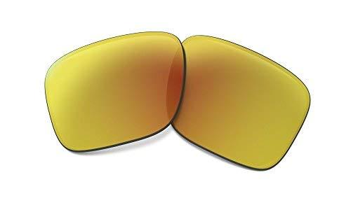 (Oakley Holbrook Replacement Lenses Ruby Iridium Polarized)