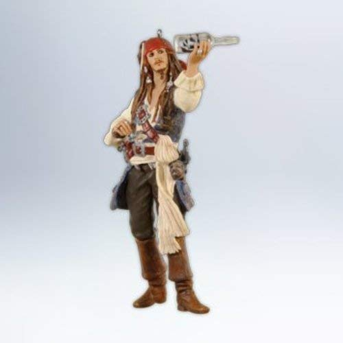 On Stranger Tides - Pirates of the Caribbean 2012 Hallmark Ornament