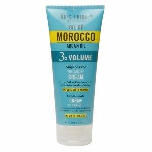 Marc Anthony True Professional Oil of Morocco Argan Oil 3x Volume Sulfate Free Volumizing Cream 5.9 fl oz