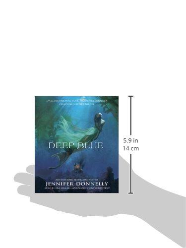 Waterfire Saga, Book One: Deep Blue (A Waterfire Saga Novel)