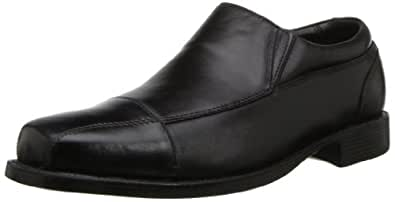 Dockers Men's Amendment Slip-On Loafer,Black,7.5 W US