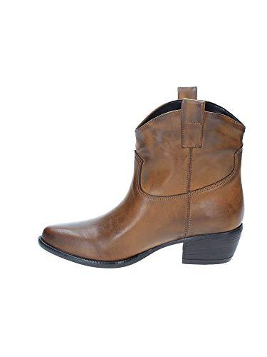 Brun Bottes Grace Shoes 2635 Femmes wIETfq