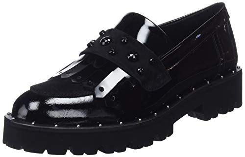 Negro 41167 Moccasins Gadea Women's Black Flexy Black XAan06n