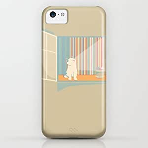 Society6 - Catching Some Morning Sun iPhone & iPod Case by Rabbits In The Sky