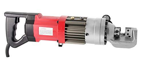 (Huanyu Hydraulic Electric Rebar Cutter 2-2.5s Portable Hydraulic Rebar Cut-off Machine (110V, RC-16A))