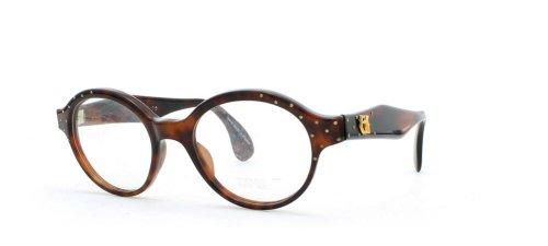 Emmanuelle Khanh - Monture de lunettes - Femme Noir Noir