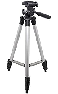 HeroFiber 50 Light Weight Aluminum Photo//Video Tripod /& Carrying Case for Nikon Coolpix P330 P510 P7800 Digital Cameras w Ultra Gentle Cleaning Cloth P520