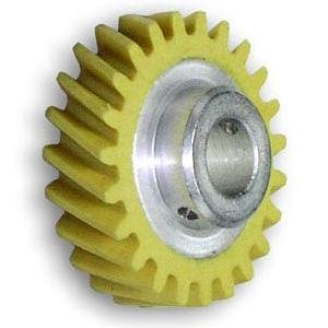 1 X PART # W10112253 OR AP4295669 OR 4162897 GENUINE FACTORY OEM ORIGINAL MIXER WORM GEAR FOR KITCHENAID WHIRLPOOL
