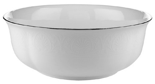 Lenox Hannah Platinum Bone China Serving ()