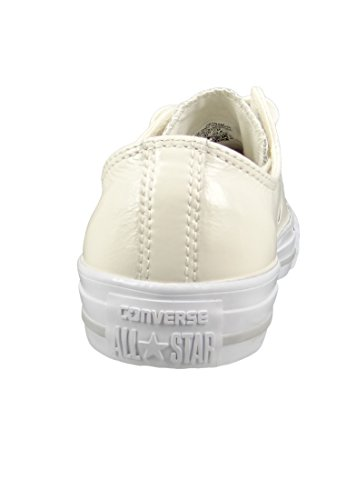 Women's sports shoes, colour Beige , brand CONVERSE, model Women's Sports Shoes CONVERSE CTAS OX Beige Egret Egret White