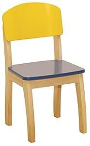 roba baumann gmbh 62cm childs chair kitchen dining. Black Bedroom Furniture Sets. Home Design Ideas