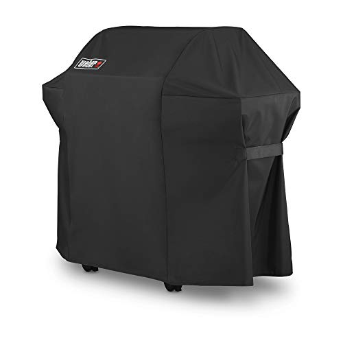 Weber 7106 Grill Cover for Spirit 200 and 300 Series Gas Grills (52 x 26 x 43 inches)