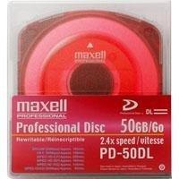 Maxell PD-50DL XDCAM 50 GB Professional Hard Disk Recording Medium External Dragon Drive