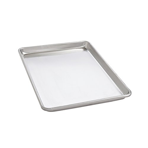 Mrs. Anderson's Baking Big Sheet Pan, 16-Inches x 22-Inches, Heavyweight Commercial Grade 19-Gauge - Aluminum Nsf Commercial Stick Non