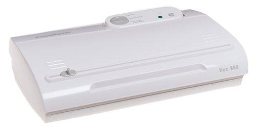 - FoodSaver Vac 800 Vacuum-Sealing Kit, White
