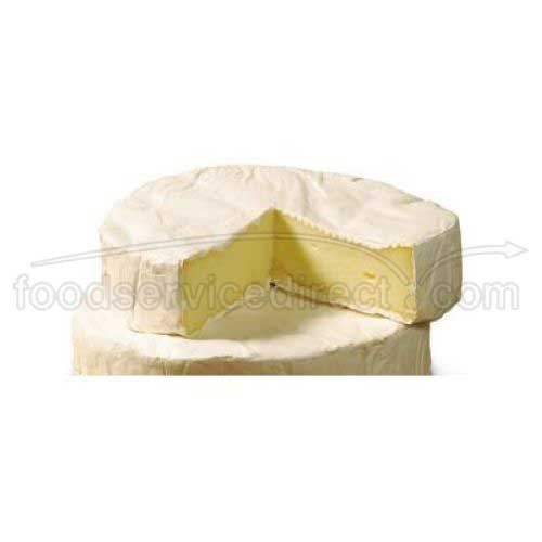 President Brie Cheese Wheel, 4.5 Ounce -- 12 per case.