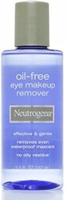 Neutrogena Oil-Free Eye Makeup Remover 5.50 oz