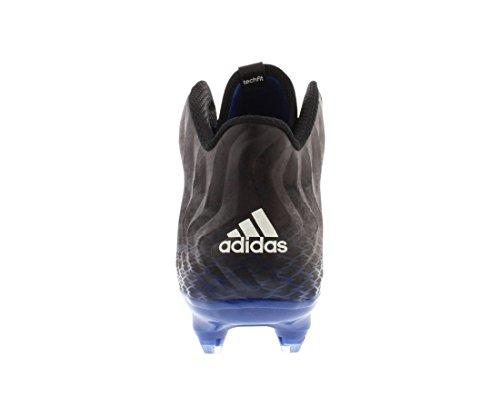 Tacchetti Da Calcio Adidas Crazyquick Mid D Mens Nero-bianco-reale