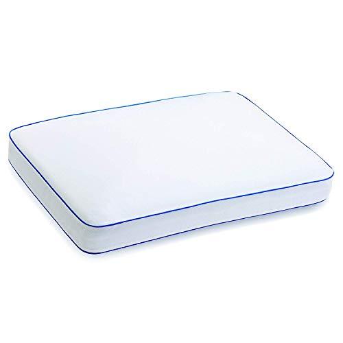 Serta Gel Memory Foam Side Sleeper Pillow (2 Pack)
