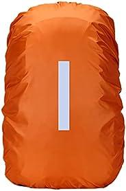 TOYERA Waterproof Backpack Rain Cover - Antislip Cross Buckle Strap, Ultralight Compact Portable Backpack Cove