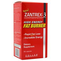 Basic Research Zantrex-3 High Energy Fat Burner by Basic Research