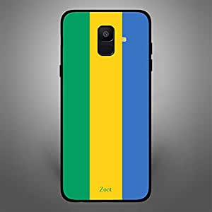 Samsung Galaxy A6 Gabon Flag