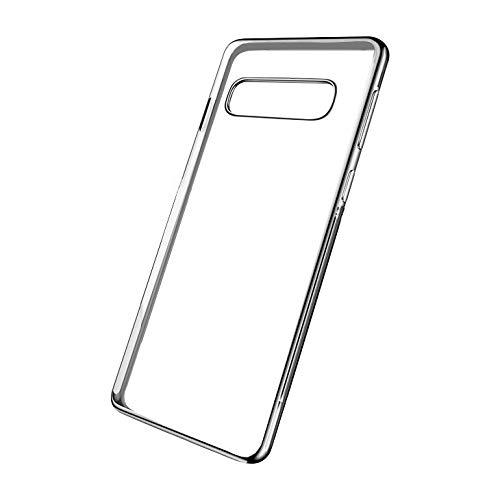 Transparente Funda para Samsung Galaxy S10/S10 Plus ...