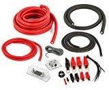 car amplifier wiring kits amazon com rh amazon com car audio wiring kit walmart pioneer car audio wiring diagram
