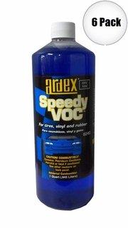 Ardex Wax 6240 6 Pk 1 Quart Speedy Voc Tire Dressing by Ardex (Image #1)