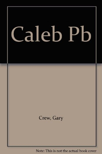 Book cover for Caleb