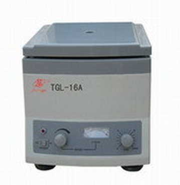 TGL-16A Microcomputer 16000rpm High Speed Electric Medical Lab Centrifuge Equipment 5ml x 6 or 1.5ml x 12