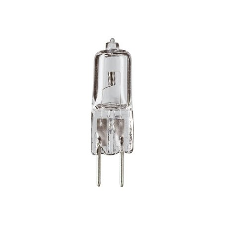 Bell 04100 20 watt low voltage halogen capsule 12 volt G4 clear UV block bulb