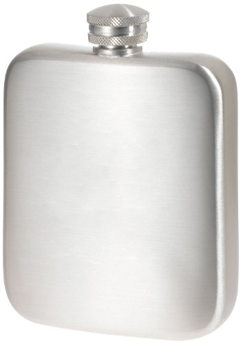 Pewter Liquor Flask - 8