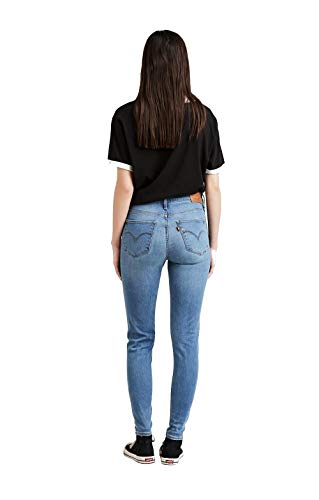 High Levi's Jeans Fit jeans Slim Blue Rise Donna OOrwxv