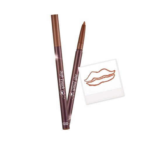 Etude-House-Soft-Touch-Auto-Lip-Liner-AD-03-Milky-Brown