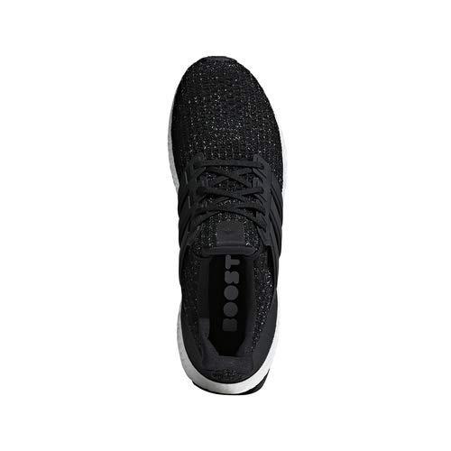 adidas Men's Ultraboost, Black/White, 9 M US by adidas (Image #7)