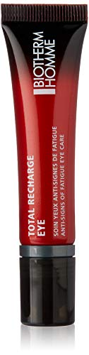 Biotherm Homme Total Recharge Eye, 0.5 Ounce