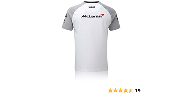 McLaren Mercedes 2014 para hombre de color blanco Kevin ...