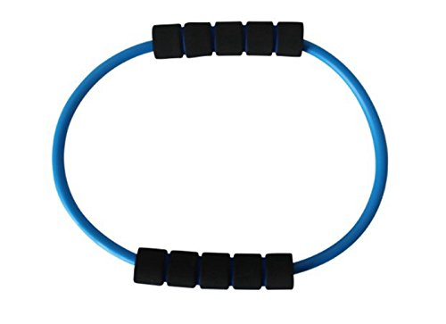 Price comparison product image ETbotu O-Loop Stretch Tube Exercise Fitness Elastic Resistance Band Yoga Latex Chest Expander