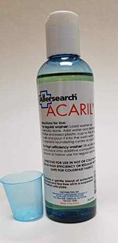 - Allersearch ACARIL Laundry Additive 8 oz.