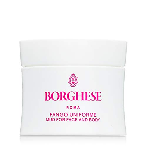 Fango Mud - Borghese Fango Mud for Face and Body, Uniforme, 0.5 oz.