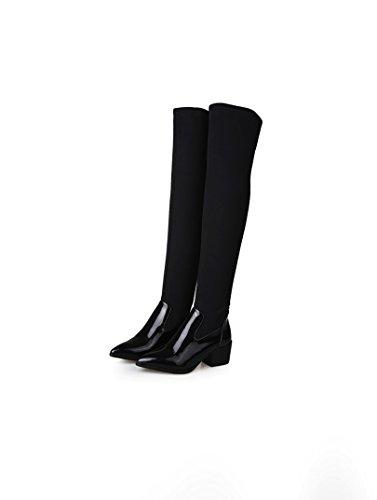 1TFashion Primadonnas Over The Knee Boots (9) Black