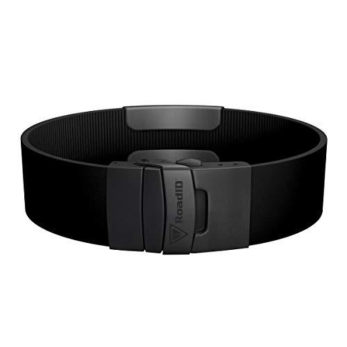 Road ID Official Medical Alert Bracelet - The Wrist ID Elite