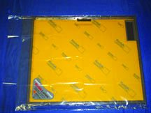 Preferred Medical Products, CC-2014U, 20'' x 14'' Sterile Lead Shield Cover, Pack of 20